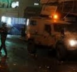 Palestine: Palestinian shot by Israeli army attacks refugee camp