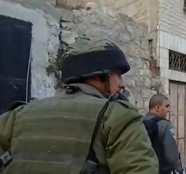Palestine: Two Palestinians kidnapped by Israeli forces near Hebron