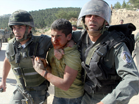 Palestine: Fourteen Palestinians kidnapped near Qalqilia, one woman near Jenin