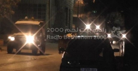 Palestine: Israeli soldiers kidnap four Palestinians near Hebron