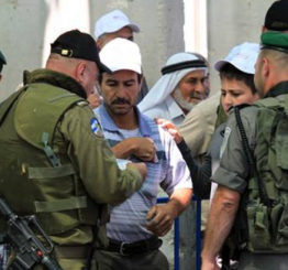 Palestine: Israeli soldiers detain 8 Palestinians in W Bank