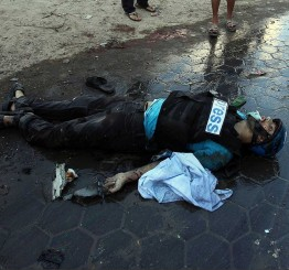 Palestine:17 Palestinian journalists killed by Israel in 2014