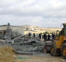 Israel: Israeli army demolishes 5 homes in Negev