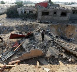 Palestine: Israeli targets civilian properties leaving them in ruins in Gaza