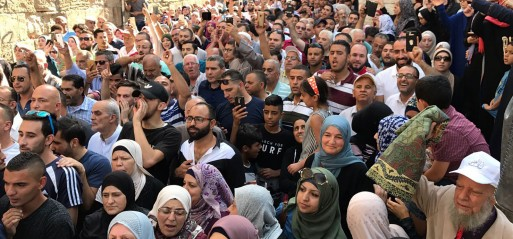 Palestinians decry annulment of Jerusalem residence permits
