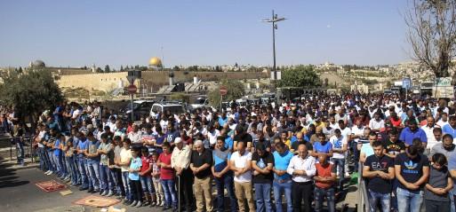 US: Kerry calls Netanyahu, Abbas over Palestinian unrest