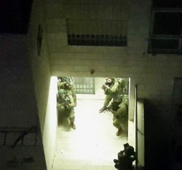 Palestine: Palestinian families kicked out of their homes by Israeli army in Hebron