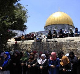 Palestine: 1,640 Jewish settlers entered Aqsa Mosque compound