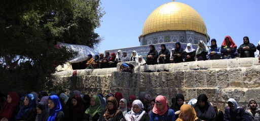 Palestine: Hamas slams UN chief over Al-Aqsa resolution