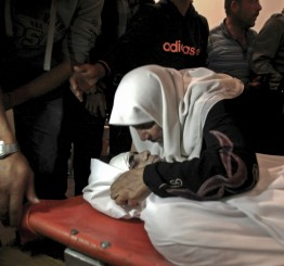 Palestine: 3 Palestinians killed incl baby: 71 killed since 1 Oct