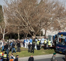 Palestine: 4 soldiers killed after truck rams into them in Jerusalem