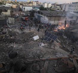 Five Palestinians killed by Israeli army gunfire in Gaza