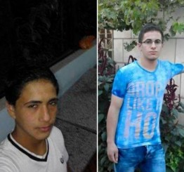 Palestine: Israeli army kills 2 Palestinian teenagers, 4 in 2 days