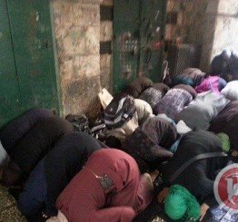 Palestine: Israeli forces restrict Aqsa entrance for Palestinian women