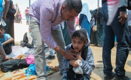 Palestine: 58 Palestinian civilians killed by Israeli troops in Gaza, no condemnation by UK