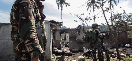 Philippines: 33 breakaway rebels killed in Muslim south