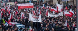 Polish Independence March and the culture of hate