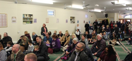 Record number of Britons show solidarity with Muslims on Visit My Mosque Day
