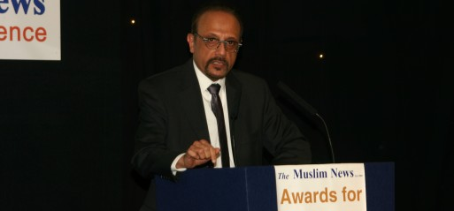 Welcome speech by Ahmed J Versi, Editor and Publisher of The Muslim News at the Eleventh 'The Muslim News Awards for Excellence'