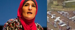 Pro-Palestinian activist raises $125,000 for vandalised Jewish cemetery