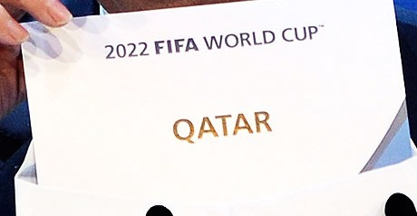 British newspaper Sunday Times alleges corruption in Qatari World Cup bid