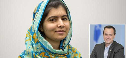 Québec minister branded hypocrite over Malala tweet