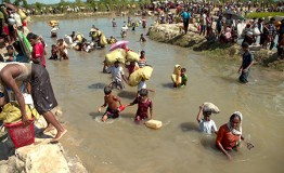 World must act now to stop genocide of Rohingya Muslims