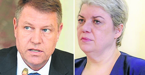 Romanian president rejects a Muslim woman as PM