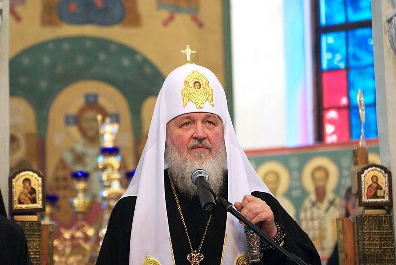 Russia Patriarch_Kirill_I_of_Moscow Serge Serebro, Vitebsk Popular News