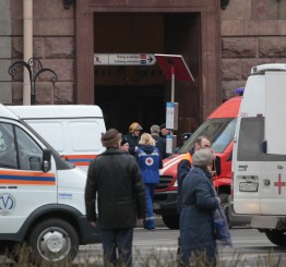Russia: 11killed in suicide bomb on train in St Petersburg