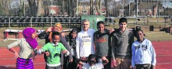 Sadiq Khan sets marathon target- raise money and beat Ed Balls