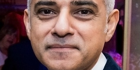 Far-right supporters heckle London Mayor with vile abuse