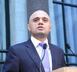 Javid slammed for 'Asian paedophiles' comment
