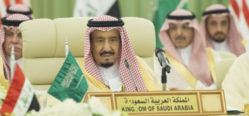 Saudi Arabia arrests princes, ministers for alleged corruption