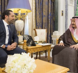 Ex-Lebanon PM being 'held' by Saudi Arabia: Nasrallah