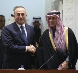 Turkey: Saudi warplanes arrive in Turkey's Incirlik base