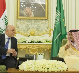Iraq, Saudi Arabia agree to resolve differences