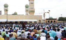 UK: Birmingham city hosts Europe's largest Eid gathering