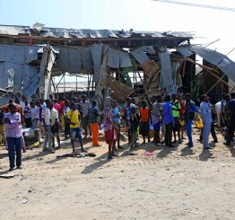 Somalia: Truck bomb blast kills 5 outside Mogadishu