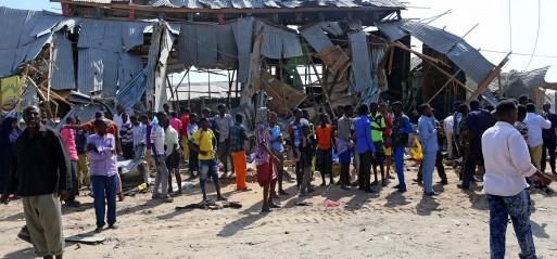 Somalia: Truck bomb blast kills 5 outside Mogadishu