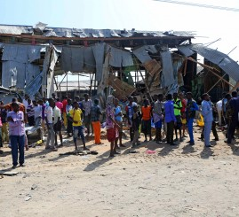 Somalia: 22 killed in truck bomb attack on Mogadishu market