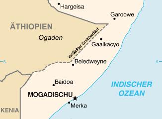 Double car bomb blasts kills 9 in Mogadishu