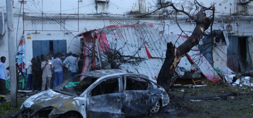 Somalia: Car bomb targeting coffee shop kills 10 in Mogadishu