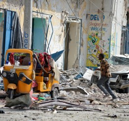 Somalia: Several killed in Al Shabaab suicide bomb attack near hotel