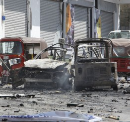 Somalia: Suicide bombing kills 3, wounds over 20