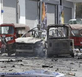 Somalia: Suicide bombing kills 3, wounds over 20