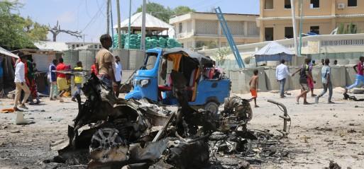 Somalia: Car bomb blast by Al-Shabaab in Mogadishu, 16 dead