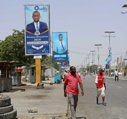 Somalia: Capital hit by mortar attacks ahead of presidential election