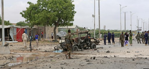 Somalia: 13 killed in suicide attack in Mogadishu