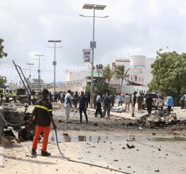 Somalia: 8 killed in blasts on security building in Mogadishu